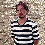店長、スタイリスト 坂本   Sakamoto