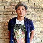 主任、スタイリスト 清水 Shimizu